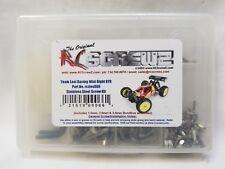 RC Screwz Team Losi Mini 8ight RTR RC Car Stainless Steel Screw Kit RCZLOS066