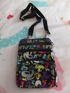 Official Mickey Mouse Disney Parks messenger bag