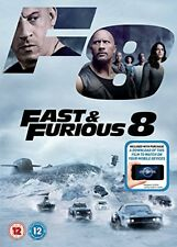 Fast and Furious 8 DVD + digital download [2017] [DVD][Region 2]