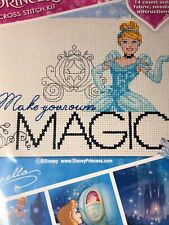 Dimensions Cross Stitch Kit Disney Princess Cinderella Make Your Own Magic