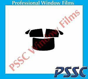 PSSC Pre Cut Rear Car Auto Window Films - Jaguar XF 2015-Current Kit