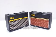 VOX Amps Miniature Speaker Cabinet Miniature Replica For Display Only (2 pcs)