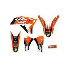 adesivi grafiche moto Ktm Exc 125 200 250 300 Excf 250 400 450 530 2008 - 2011