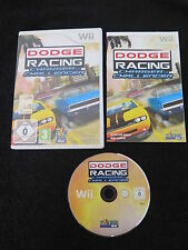 WII : DODGE RACING : CHARGER VS CHALLENGER - Completo, ITA ! Comp Wii U