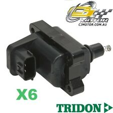 TRIDON IGNITION COIL x6 FOR Skyline R33(Twin Turbo)1/95-1/98, 6,2.6L RB- 26DETT