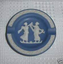 Wedgwood Blue Small Figural Ashtray Very Nice!
