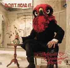 ADMIRAL SIR CLOUDESLEY SHOVELL- Don`t hear it ... Fear it! (UK HARD ROCK DEBUT)