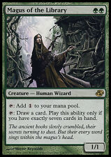 MTG 2x MAGUS OF THE LIBRARY - MAGUS DELLA LIBRERIA  - PLC - MAGIC