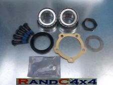 2383 Land Rover Discovery 1 Full Wheel Bearing Kit Front / Rear 93on 200 300 V8