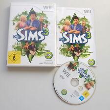 Die Sims 3 Nintendo Wii