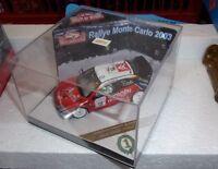 1/43 VITESSE CITROEN XSARA WRC RALLYE MONTE CARLO 2003 LOEB ELENA  NEUF BOITE