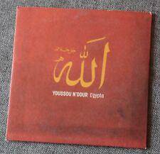 Youssou N'Dour, Egypte, CD promo