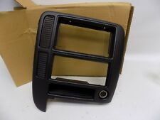 New OEM 1999-2000 Ford Windstar Instrument Panel Dash Center Bezel Trim