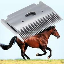 Horse Clipper Heiniger Medium OSTER Combo Blades Horse Grooming 3mm