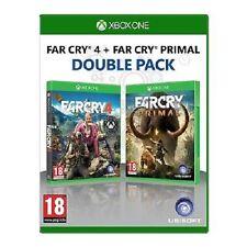 Far Cry Double Pack - Far Cry 4 + Far Cry Primal XBOXONE NUOVO ITA