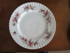 "ROYAL ALBERT LAVENDER ROSE    LARGE DINNER PLATE 10.25"" WIDE"