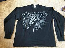 Ace Frehley Shirt Vintage Long Sleeve Kiss XL