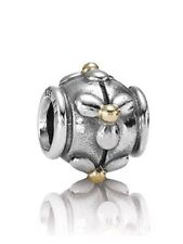 Authentic Pandora Two Tone Charm - #79383 - Retired