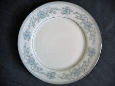 *IMMACULATE* Mikasa China Dresden Rose Pale Blue Dinner Plate L9009