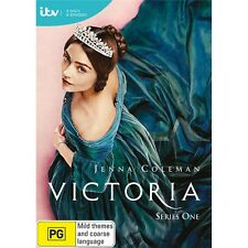 VICTORIA-Series 1-Region 4-New AND Sealed-3 Dics Set-TV Series