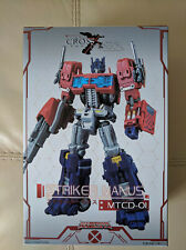 Transformers MakeToys - MTCD-01 Striker Manus Optimus Prime