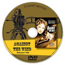 Against The Wind (1948) Robert Beatty, Simone Signoret - Action, War, Drama DVD
