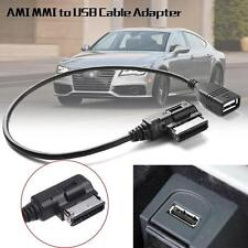 Music Interface AMI MMI AUX to USB Cable Adapter for VW Audi A4 A3 A5 A6 Q7 R0Z9
