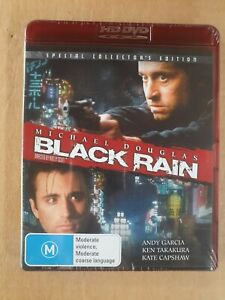 Black Rain - Michael Douglas  HD DVD new sealed