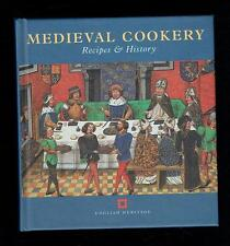 Black, Maggie; Medieval Cookery. Recipes and History. David Brown 1968 VG