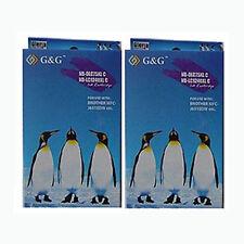 2 LC79BK Black INK Cartridge For Brother MFC-J6510DW MFC-J6710DW MFC-J5910DW etc