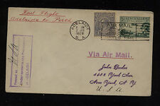 Australia first flight cover 72, C1 Adelaide to Perth 1929 Kl1219