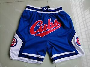 Just Don Chicago Cubs Shorts