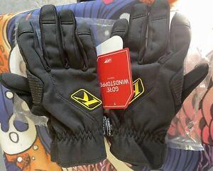 Klim Inversion Glove L Black  NWT