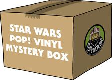 FUNKO POPLANDIA Mystery Box - Star Wars Pop! Vinyl Figure Assortment Case (6)