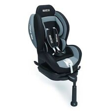 Sparco Child Seat F500i ISOFIX GREY ECE Safety Auto Car Baby Secure Drive