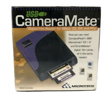Microtech Usb CameraMate Card Reader (Dpcm-Usb)