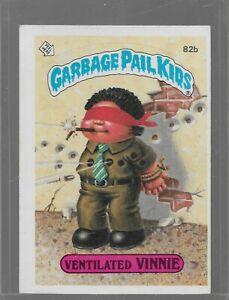 82b Rare Old Vintage Retro 1985 Garbage Pail Kids GPK Topps Collection Card U41