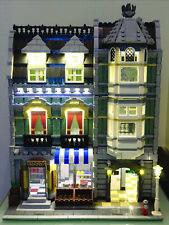 LED Lighting kit for LEGO ® Green Grocer Set 10185 - SHIPS FROM USA