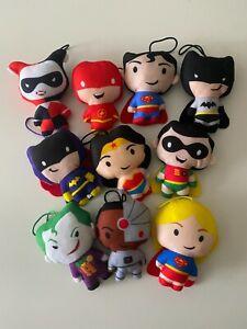 McDonalds DC Justice League Happy Meal Toys 2021 BNIB Joker Batman Harley Quinn
