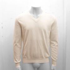 NEW Mens Maison Martin Margiela Pink V Neck Sweater GENUINE RRP: £245 - Size: M