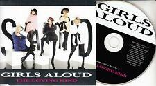 GIRLS ALOUD The Loving Kind 2008 UK 1-track promo CD