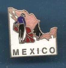 Pin's pin USA PAYS D'AMERIQUE MEXICO (ref 084)