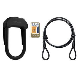 Hiplok DX Plus Wearable D Lock + 2M Cable
