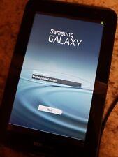 SAMSUNG Galaxy Tab 2 7.0 CE0168 8GB WiFi 7 Inch Black TABLET ANDROID
