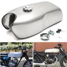 9L Kraftstofftank Motorrad Gas Benzintank Honda/Suzuki/Yamaha/BMW Cafe Racer DE