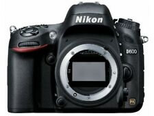 Nikon D600 SLR-Digitalkamera 24,3MP 3,2 Zoll Display Body schwarz