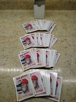 Bob Gibson (Lot of 101) 2006 Topps Rookie Of The Week #19 MINT Original Box