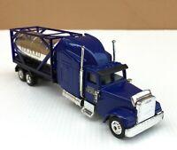 "Adtruck Trailer 1/87 Freightliner Blue ad Beer Bucket Brauerei Reichold 6"" Long"