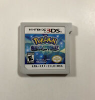 Pokémon Alpha Sapphire (3DS, 2014) - Fast Free Shipping