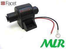 Facet Électrique Pompe À Carburant Ultra Low 4PSI sans régulateur requis jusqu'à 150BHP en